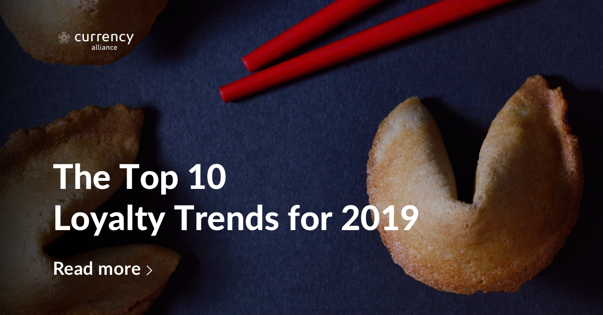 Top loyalty trends for 2018 and what they mean for brands